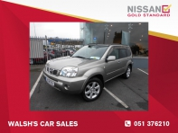 2.2 DCi 4x4 ELEGANCE - FULL LEATHER €6950 Less €1000 Scrappage Special