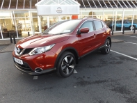 1.5 DCI SV PREMIUM, TOTAL SPEC INCL LEATHER HEATED SEATS, ALL ROUND CAMERAS AND SENSORS, SAT NAV, €22,995 LESS €2,000 SCRAPPAGE SPECIAL