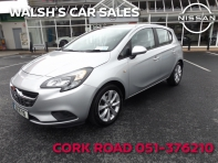 SC 1.4I 90PS 5DR VERY LOW MILEAGE €13,995 LESS €1,000 SCRAPPAGE SPECIAL
