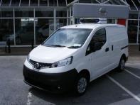 NV 200 Fridge Van Scrappage special €16,995 ex vat