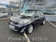 1.2 SV HI SPEC LOW MILEAGE, €10,995 LESS €2,000 SCRAPPAGE SPECIAL = €8,995. MAKE AN ENQUIRY, APPLY FOR FINANCE OR RESERVE ONLINE TODAY SEE LINK BELOW