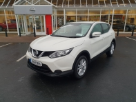 1.5 Diesel, One Previous Owner, Full Nissan Service History €19,995 LESS €1,000 SCRAPPAGE ALLOWANCE