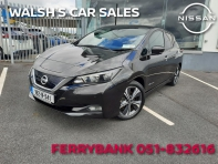 40KwH SV PREMIUM LOW MILEAGE €25,450 LESS €2,000 SCRAPPAGE SPECIAL = €23,450. MAKE AN ENQUIRY, APPLY FOR FINANCE OR RESERVE ONLINE TODAY SEE LINK BELOW