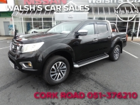 2.3 DSL SVE Double CAB 190 4DR, LOW KMS, REAR BED ROLL COVER & CHROME STYLING BAR €22,995 + VAT
