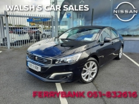 ALLURE 2.0 BLUE HDI 150 4DR S&S FULL LEATHER, LOADS OF SPEC €15,950 LESS €2,000 SCRAPPAGE SPECIAL = €13,950, MAKE AN ENQUIRY, APPLY FOR FINANCE OR RESERVE ONLINE TODAY SEE LINK BELOW